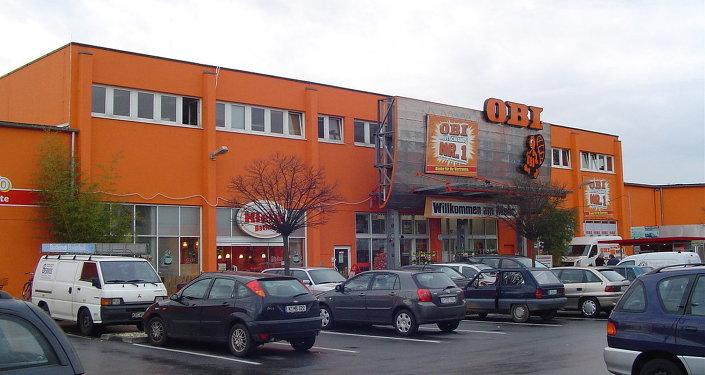 OBI Baumarkt, Köln-Buchheim