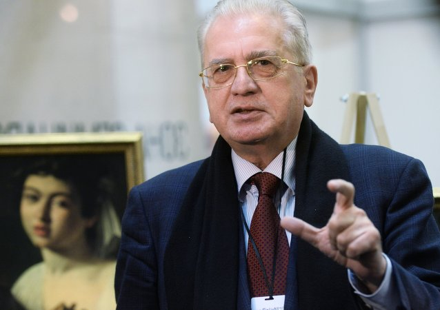 Mikhail Piotrovsky, Director, the State Hermitage