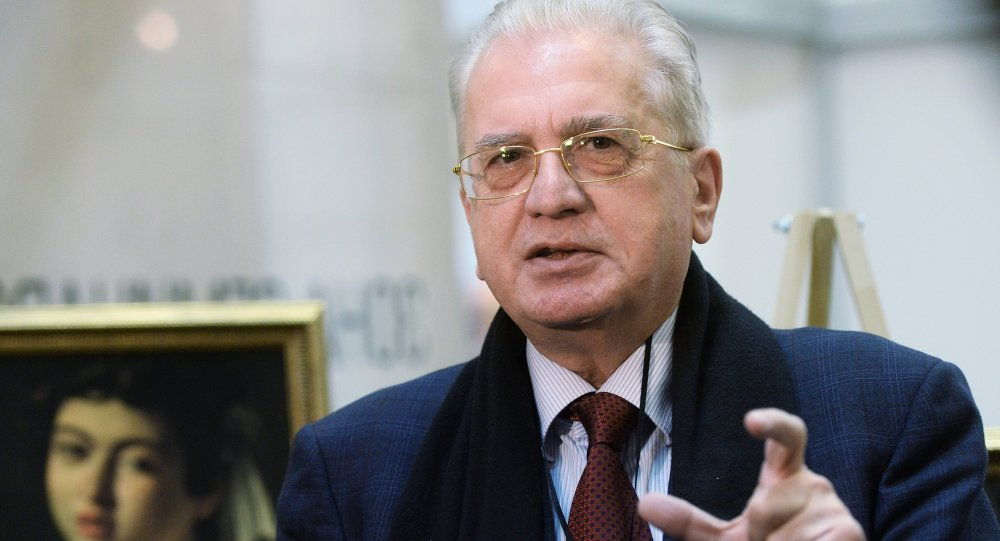 Mikhail Piotrovsky, Director, the State Hermitage