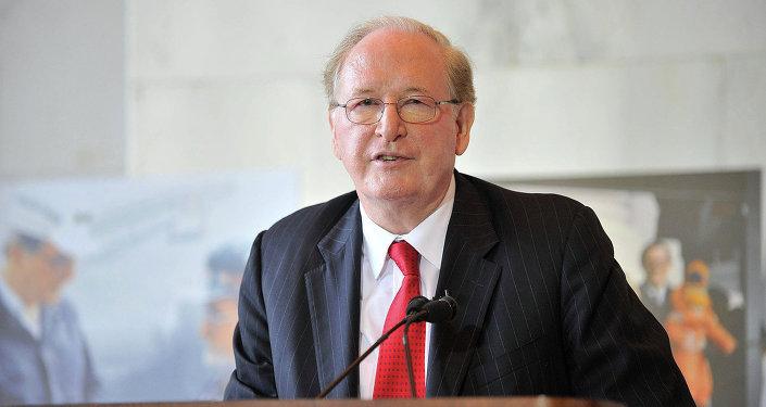 US Senator Jay Rockefeller