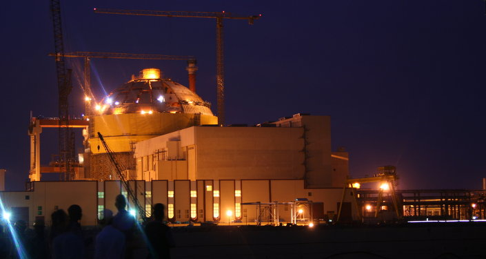 Kudankulam nuclear power plant (File)