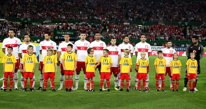 The Turkey national football team