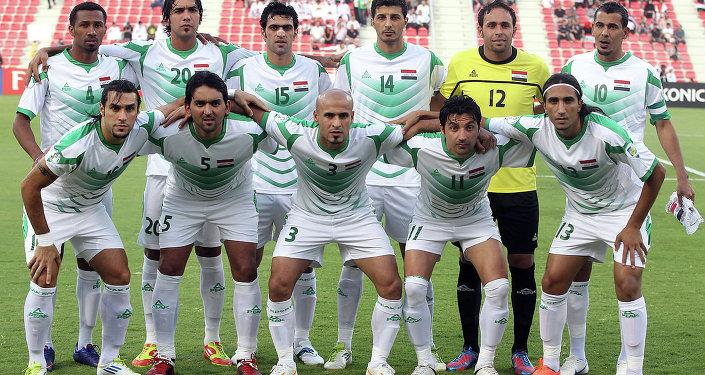 The Iraqi national football team