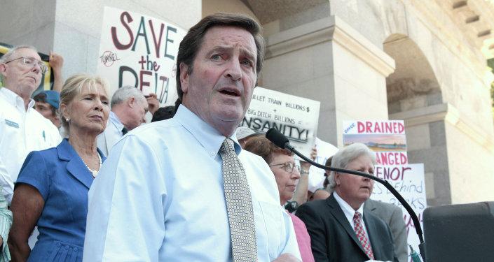 California Congressman John Garamendi