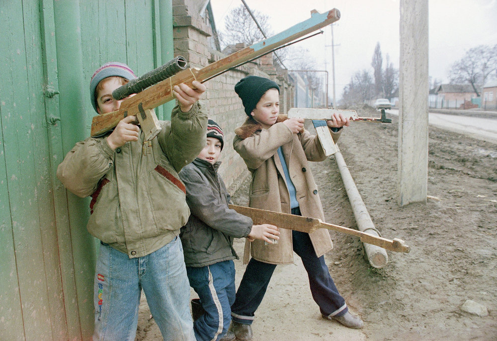 War in Chechnya