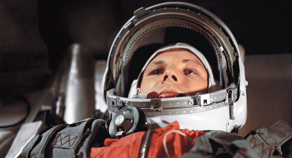 Yury Gagarin: Twenty-seven years and one day in the life of the first man in space