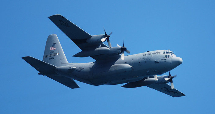 Is the Pentagon ...C 130 Military Transport Aircraft