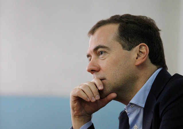 Russian Prime Minister Medvedev ordered to develop response measures to the sanctions extended by the European Union.