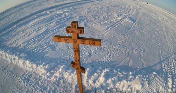Fyodor Konyukhov's Karelia-North Pole-Greenland expedition