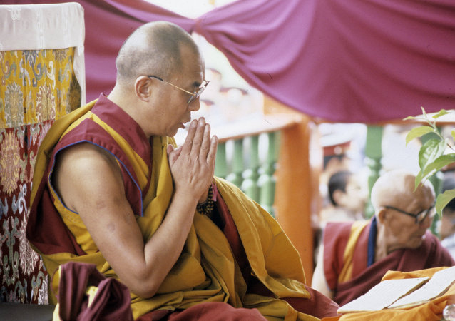 Dalai Lama XIV conducts holiday service in Ivolginsky datsan