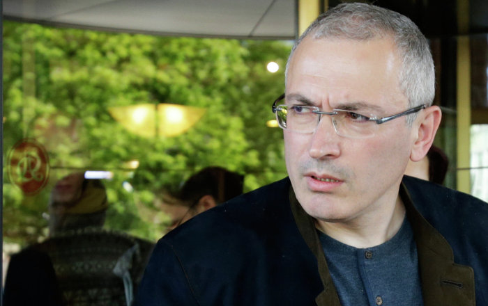Khodorkovsky - Sputnik International