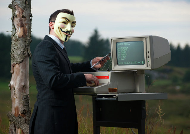 Anonymous in Web
