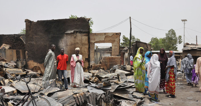 Nigeria's home-grown Islamic extremist Boko Haram group strike