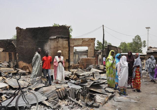 Nigeria's Islamic extremist Boko Haram group strike