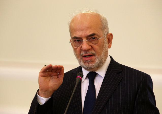Iraqi Foreign Minister Ibrahim al-Jafari