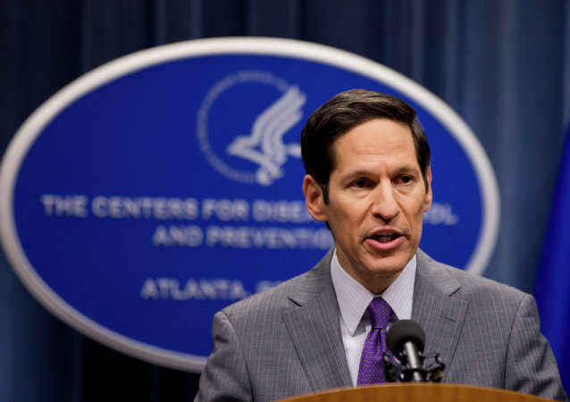 Director of Centers for Disease Control and Prevention Dr. Tom Frieden