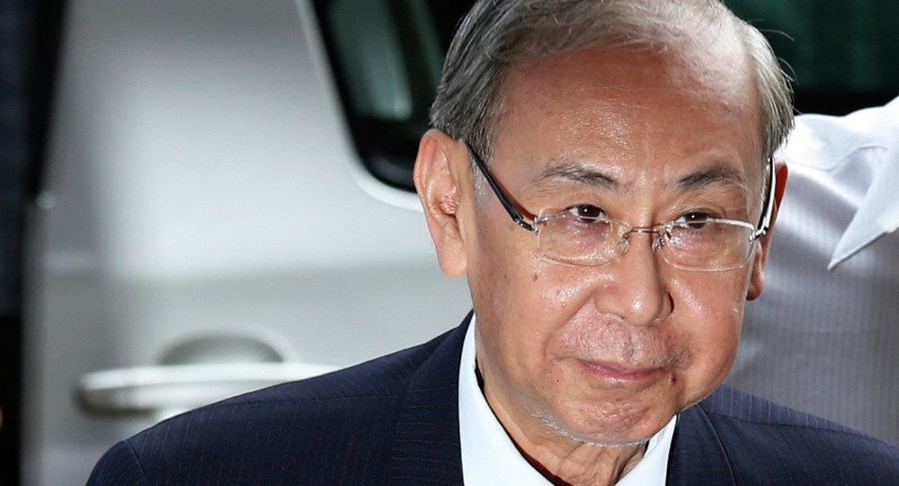 Former Hong Kong Chief Secretary Rafael Hui