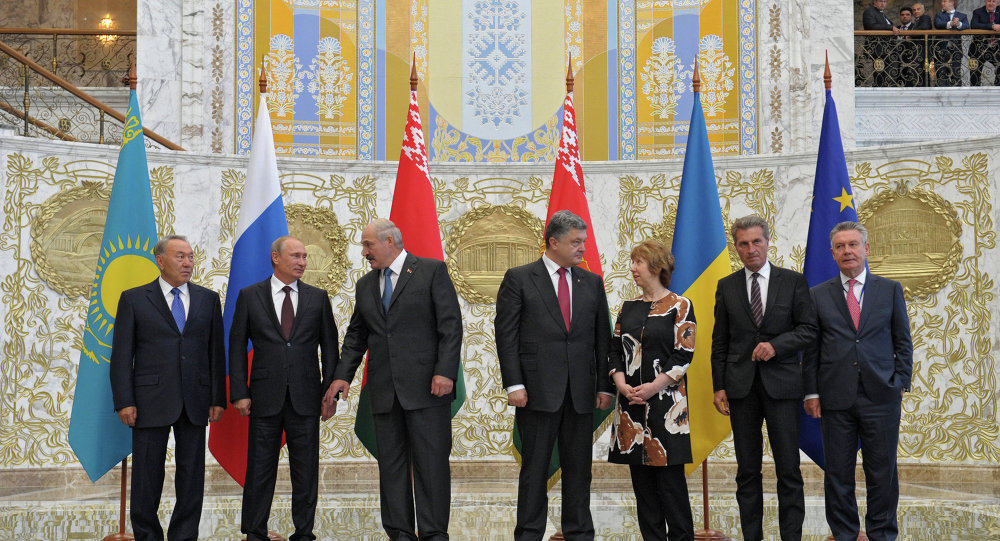 Representatives from Ukraine, Russia and the OSCE are set to meet in Minsk, Belarus for a fresh round of negotiations of the Contact Group on Ukraine.
