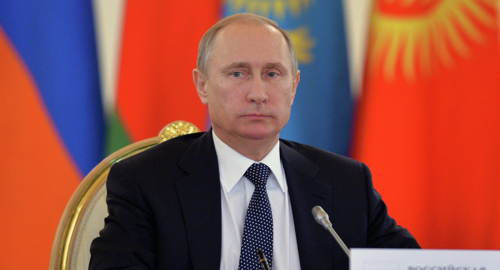 Vladimir Putin attends meetings of CSTO Collective Security Council and Supreme Eurasian Economic Council