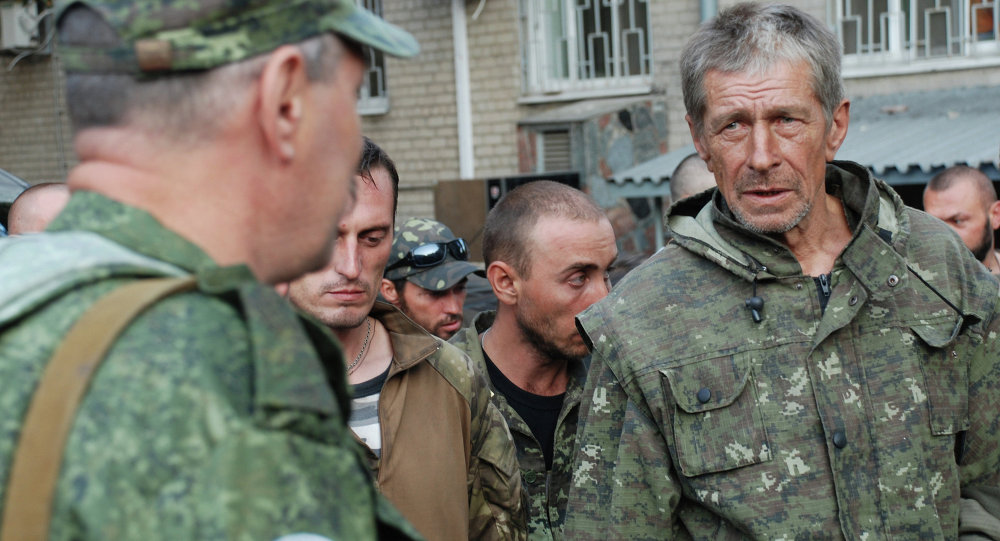 Kiev plans to exchange prisoners with the eastern Ukrainian self-proclaimed republics of Donetsk and Luhansk by the end of 2014, National Security and Defense Council's investigative department head said Wednesday.