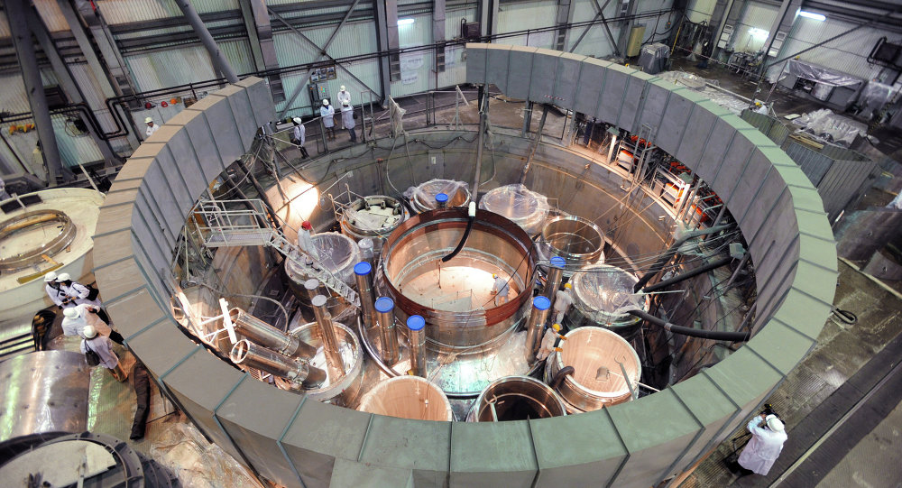 The Russian government approved a draft agreement on construction Jordan's first nuclear plant