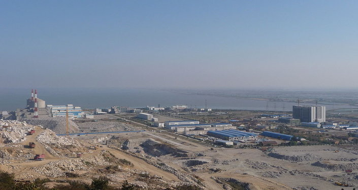 Tianwan Nuclear Power Station