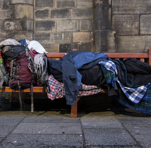 Homeless Edinburgh