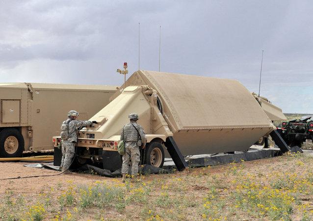 AN-TPY-2 Radar