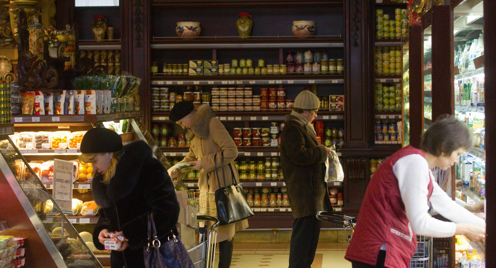 The Russian Economic Development Ministry prepared a set of proposals to help ease the food embargo against Greece, Alexei Ulyukayev said on Wednesday.