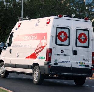 Brazilian ambulance