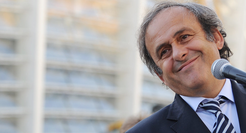 "Michel Platini, the incumbent UEFA president, has restated his idea to introduce the so-called ""white card"" and has proposed to make offside rules more understandable, during the Dubai International Sports Conference, Goal.com reports."