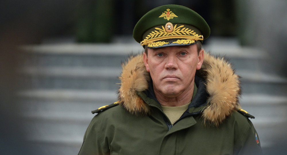 watch top russian general predict douma provocation a month in