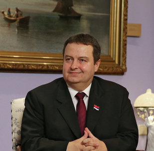 Prime Minister of Serbia Ivica