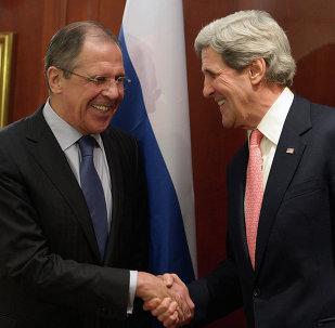 Визит главы МИД России Сергея Лаврова в Берлин