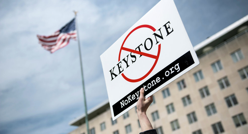 Some shareholders say Keystone XL should go ahead despite longer route