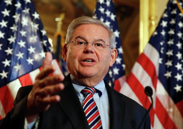 US Sen. Robert Menendez (D-NJ)