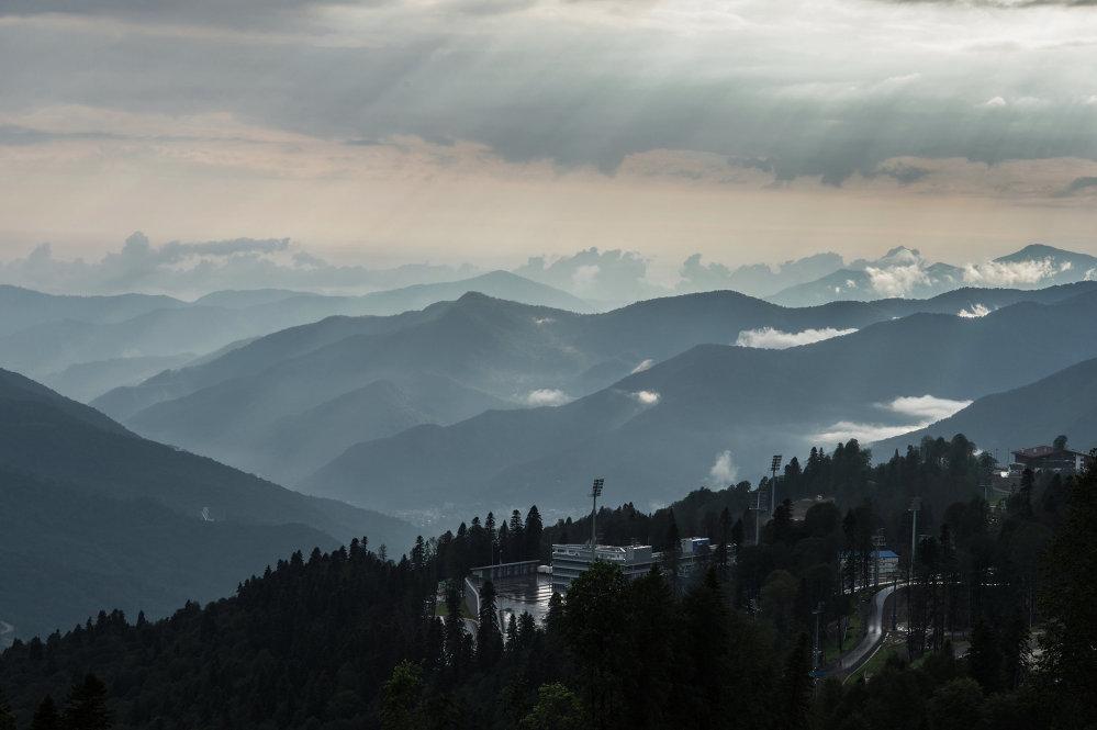 Caucasian State Biosphere Nature Reserve