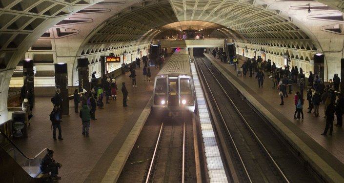 The accident in Washington, DC metro rail system that took place on Monday has no sign of a terror attack