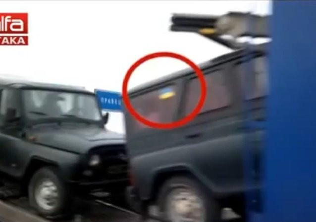 Volen Siderov leader of the Bulgarian Attack party stated that Bulgaria's government must explain the content of a recent video showing car carriers transporting military UAZ 469 vehicles with Ukrainian flags on a Bulgarian highway