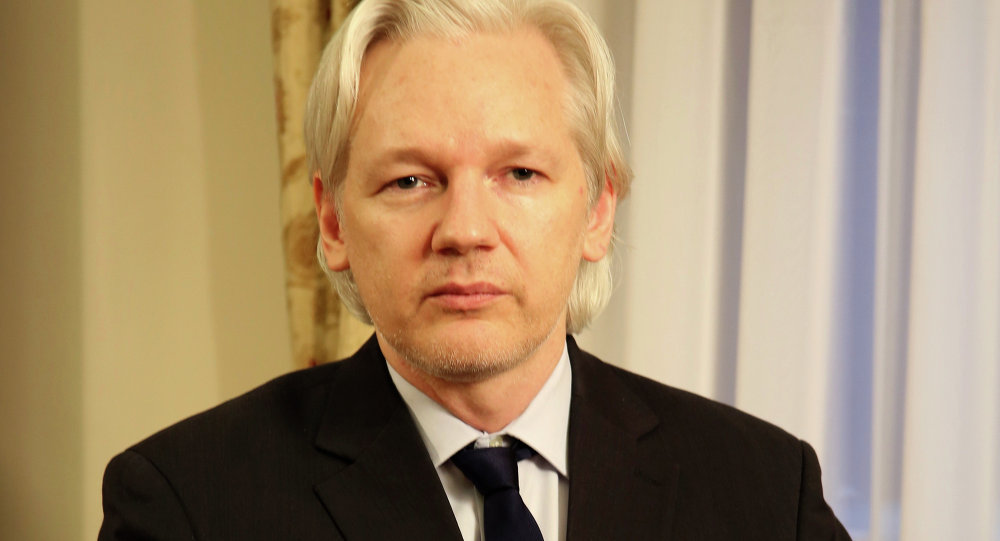 Julian Assange still remains holed up in Ecuador's embassy in London. WikiLeaks founder spoke with RTS during which he said that the US government would never let him get off the hook for publishing top secret US military documents leaked in 2010.