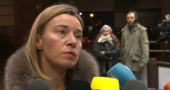 EU Diplomacy Chief Names Agenda of EU Foreign Ministers Meeting Over Russia