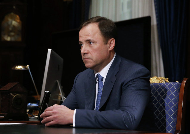 General director of the United Rocket and Space Corporation Igor Komarov