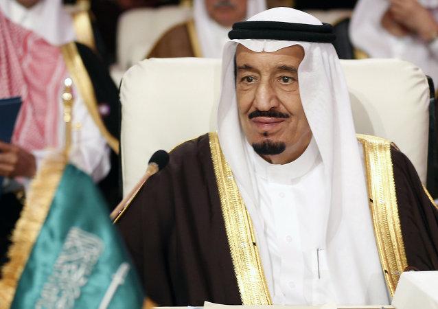 Saudi King Salman bin Abdul-Aziz Al Saud