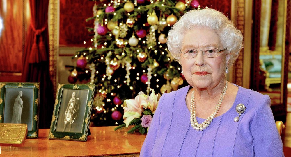 Britain's Queen Elizabeth poses for a photograph