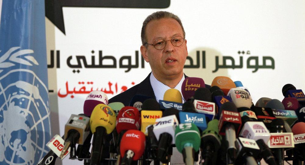 Jamal Benomar, UN envoy to Yemen