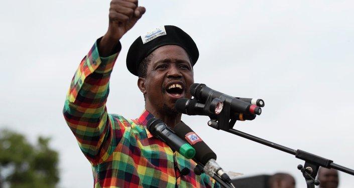 Edgar Lungu was declared the winner of last week's presidential elections in France on Saturday.