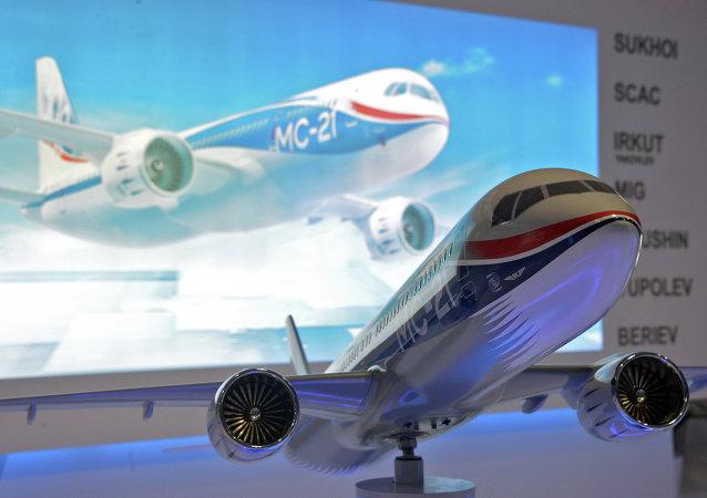 MC-21 mid-range passenger jets
