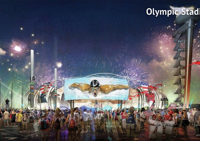 A proposed Olympic Stadium in Boston, Massachusetts is seen in this handout image made available January 21, 2015 by the Boston2024 group, which is organizing Boston's bid to host the 2024 Summer Olympics.