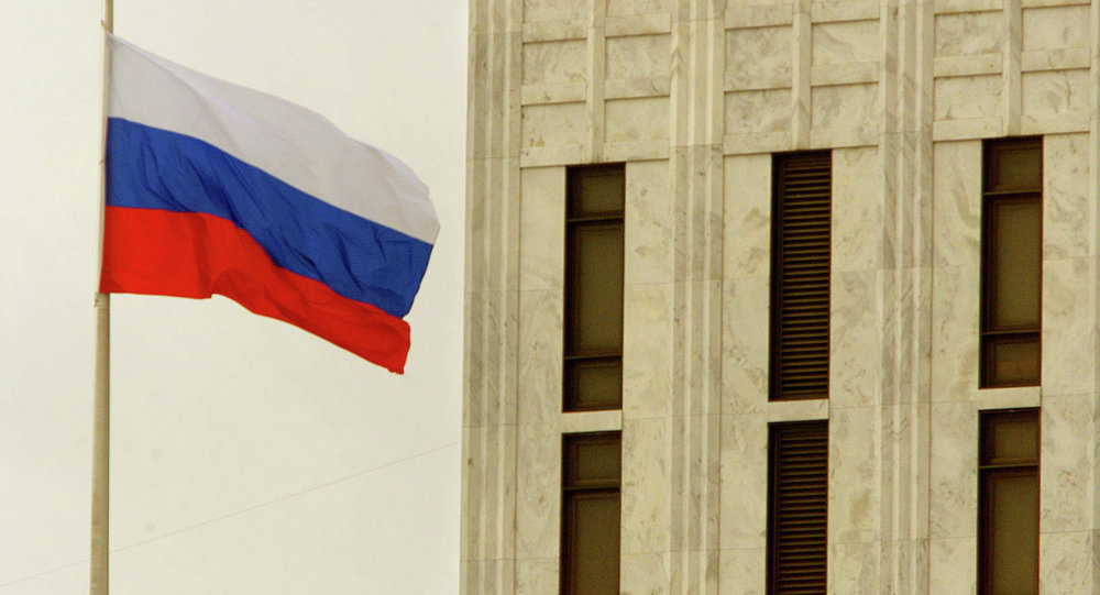 Russian Embassy Slams US for Denying Access to Diplomatic...
