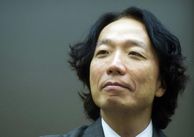 Japanese businessman Satoshi Takamatsu